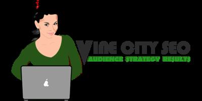 Vine City SEO | Logo by Prairie Telegraph