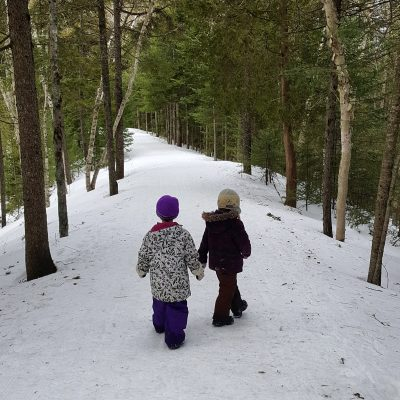 The young and pliant brains of children benefit enormously from time spent in sunlight and fresh air with plenty of opportunity for adventure | Prairie Telegraph