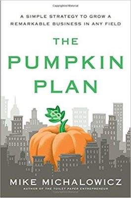 Book Review: The Pumpkin Plan by Mike Michalowicz | Prairie Telegraph #bookreview #books #businessreading