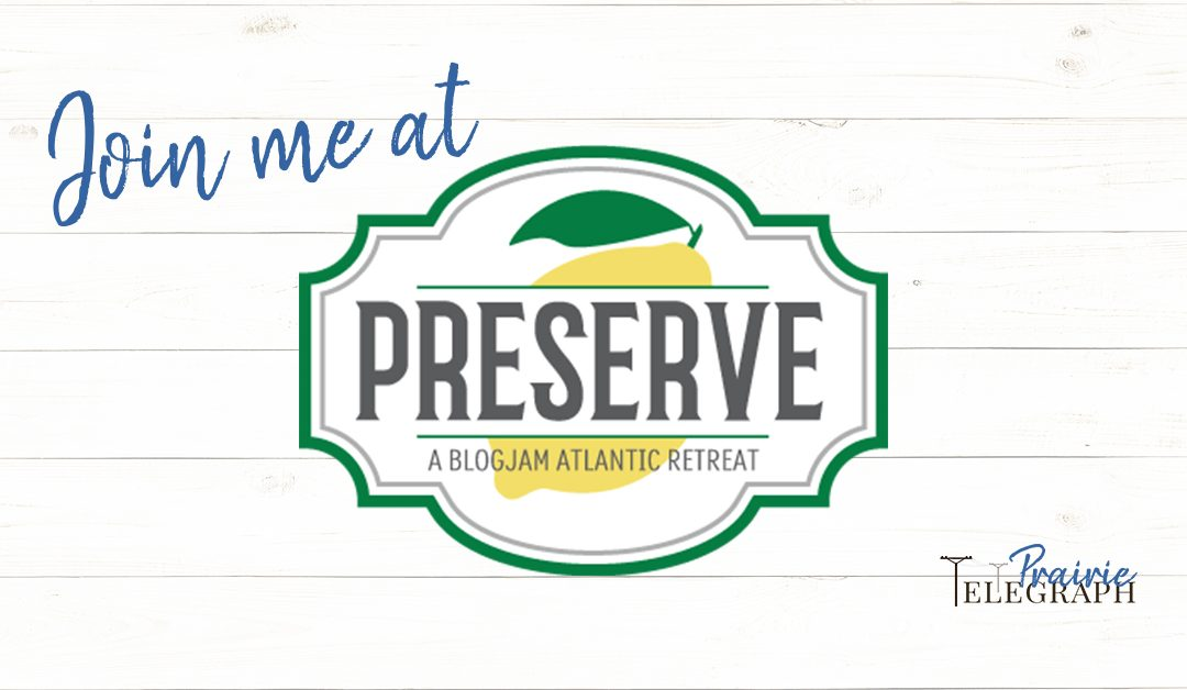 Why You Should Attend a Blogging Conference like the Preserve Retreat