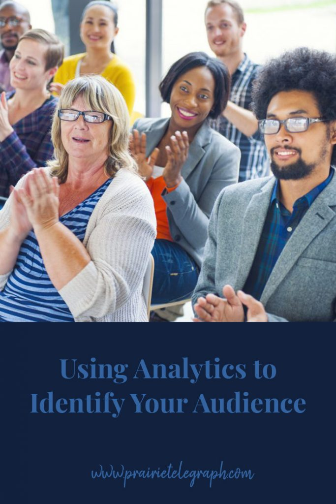 Using Analytics to Identify Your Audience | prairietelegraph.com